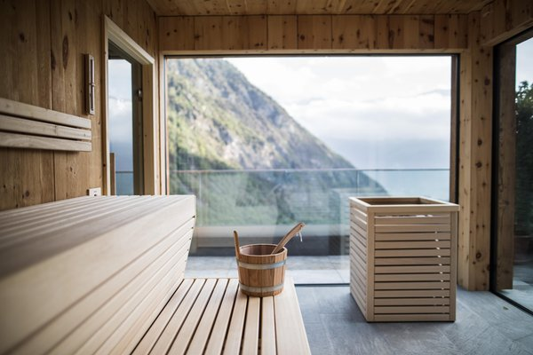 Photo of the sauna Val Martello / Martelltal