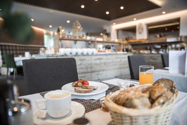 La colazione Burgaunerhof - Hotel 3 stelle sup.