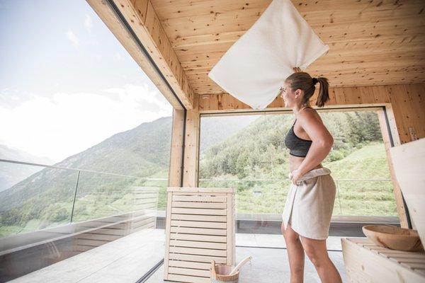 Foto della sauna Val Martello