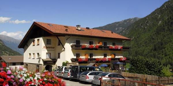 Foto estiva di presentazione Residence Alpenrose