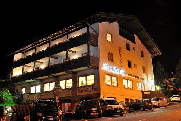 Foto estiva di presentazione Hotel Martellerhof