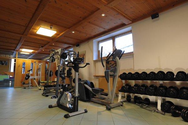 Foto della zona fitness Hotel Martellerhof