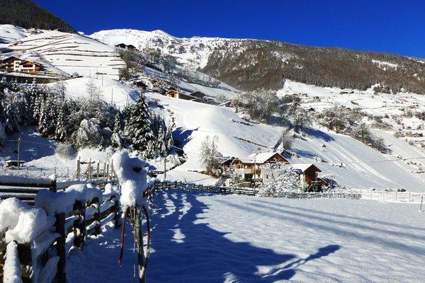 La posizione Appartamenti Auhaus Val Martello