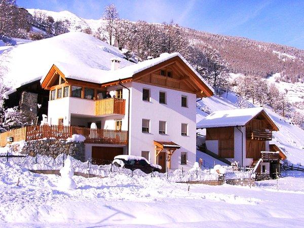 Foto invernale di presentazione Auhaus - Appartamenti 3 soli