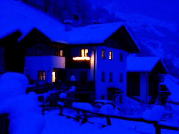 Foto esterno in inverno Auhaus