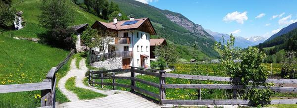 Foto esterno in estate Auhaus