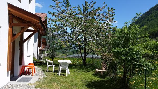 Foto del giardino Val Martello