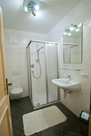 Foto del bagno B&B + Appartamenti Wielander Sackgut
