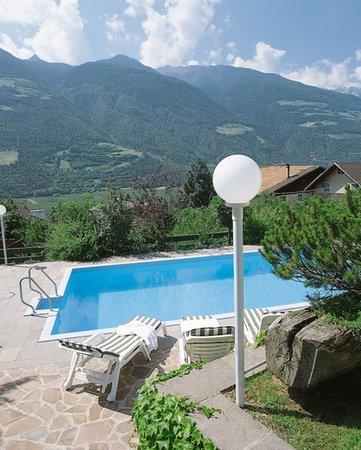 La piscina Simone - Residence 2 stelle