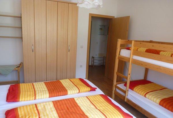 Foto della camera Appartamenti in agriturismo Raslgut
