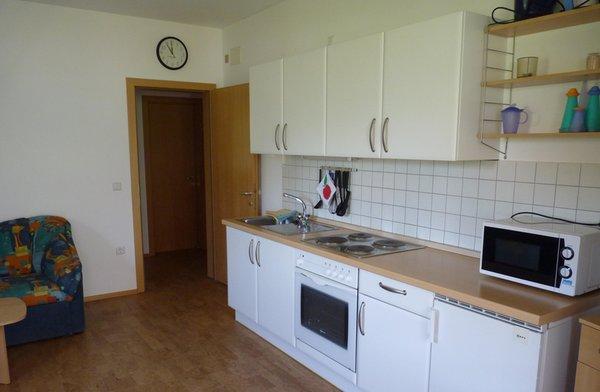 Foto der Küche Raslgut