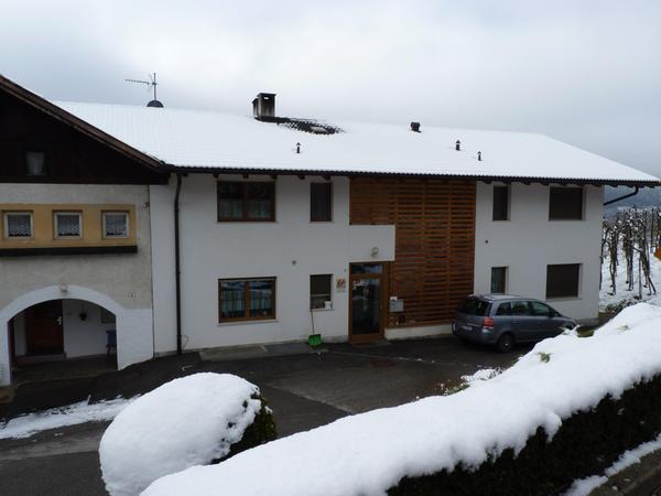 Foto invernale di presentazione Raslgut - Appartamenti in agriturismo 3 fiori