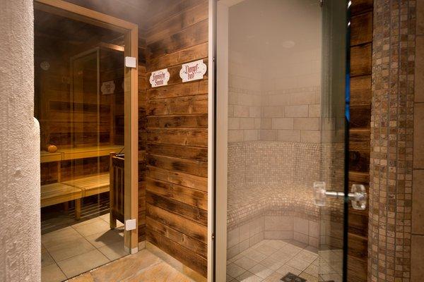 Foto della sauna San Valentino