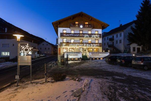 Foto invernale di presentazione Lamm - Hotel 3 stelle