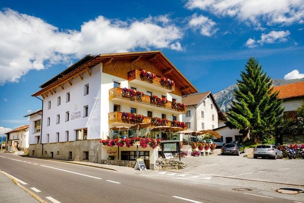 Foto estiva di presentazione Lamm - Hotel 3 stelle