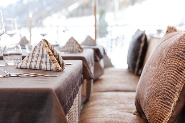 Il ristorante Curon (Val Venosta) Langtaufererhof