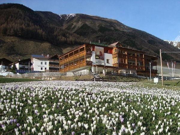 Foto estiva di presentazione Hotel Langtaufererhof