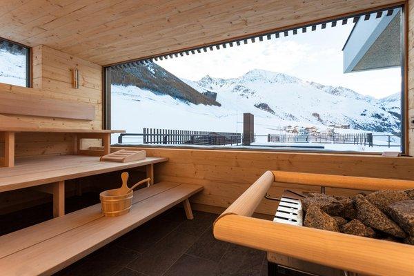 Foto della sauna Curon
