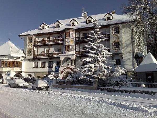 Foto invernale di presentazione Post - Hotel 3 stelle