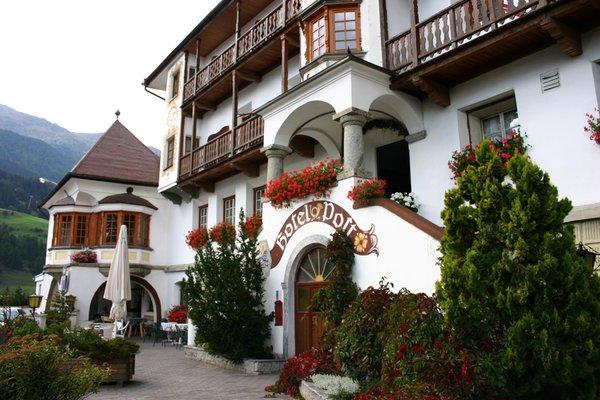Foto estiva di presentazione Hotel Post