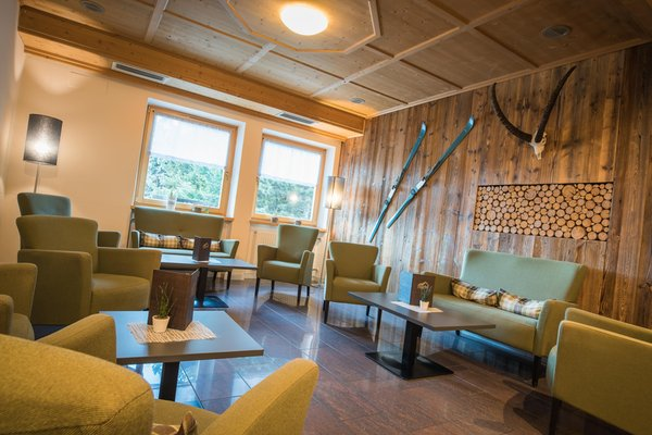 The common areas Apartments in hotel Mountain Living