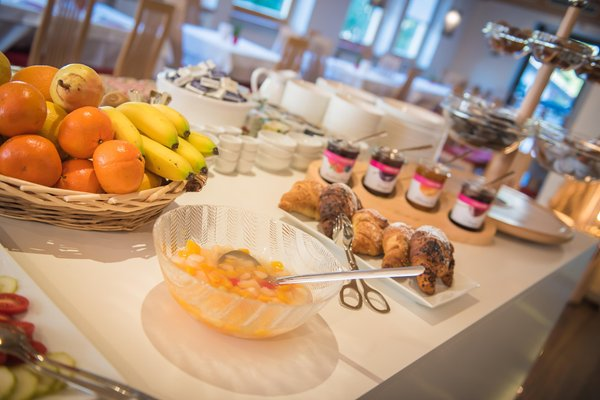 The breakfast Mountain Living - Apartments in hotel 3 stars
