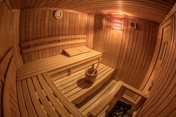 Photo of the sauna San Valentino