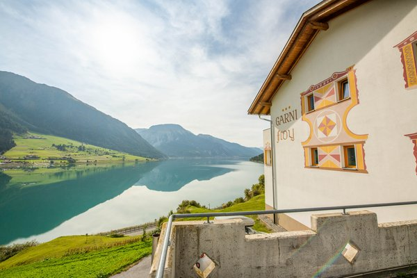 Foto estiva di presentazione Garni + Appartamenti Froy