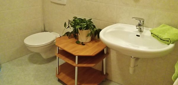 Foto del bagno Residence Alpin