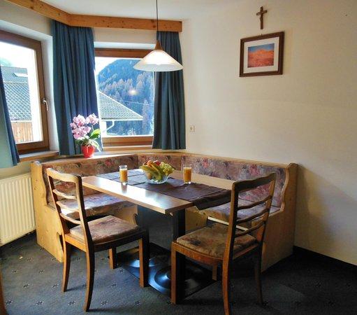 Il ristorante Vallelunga Alpin