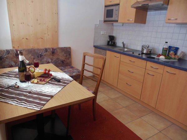 Foto della cucina Alpin