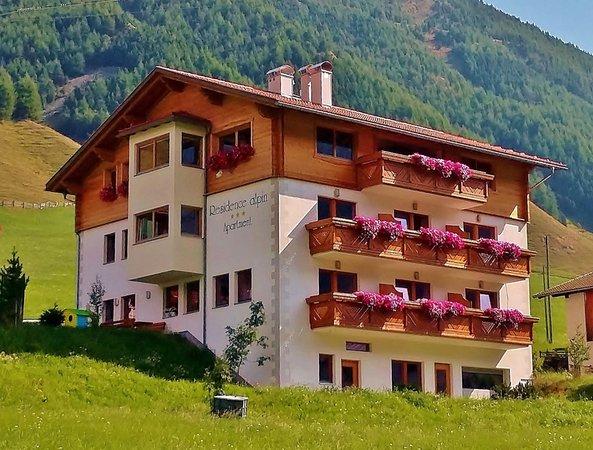 Foto esterno in estate Alpin