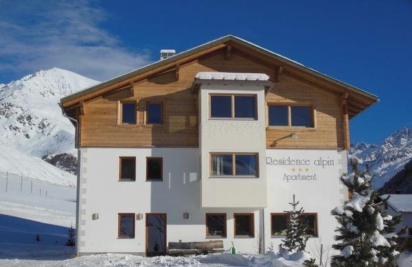 Foto invernale di presentazione Alpin - Residence 3 stelle