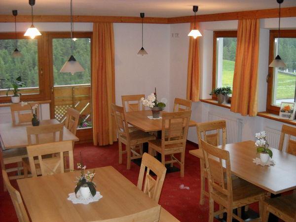 Le parti comuni Residence Alpin