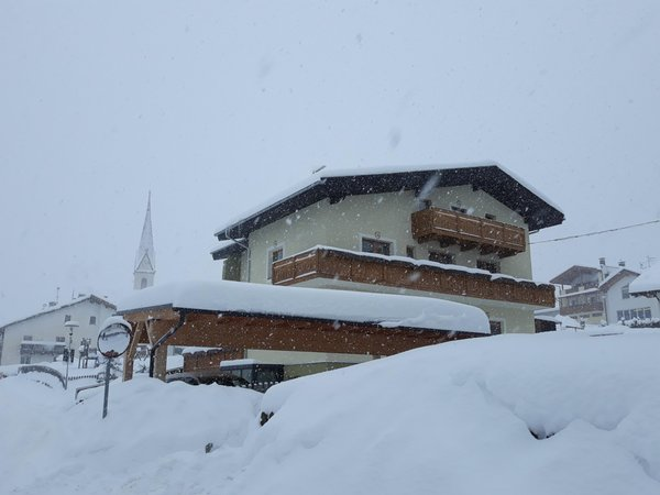 Foto esterno in inverno Sprenger
