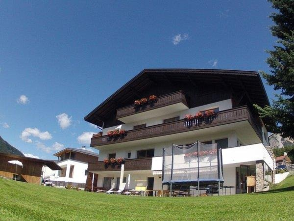 Foto estiva di presentazione Tirol - Pensione 2 stelle