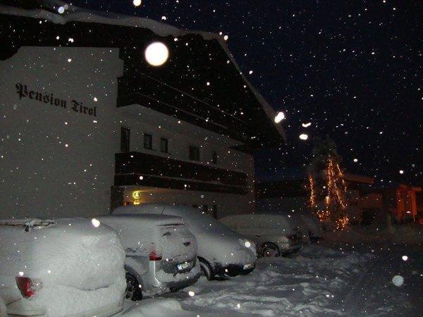 Foto invernale di presentazione Tirol - Pensione 2 stelle