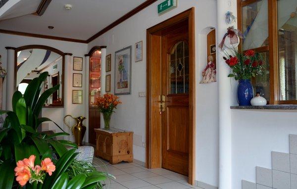 Le parti comuni Garni (B&B) + Appartamenti Irene