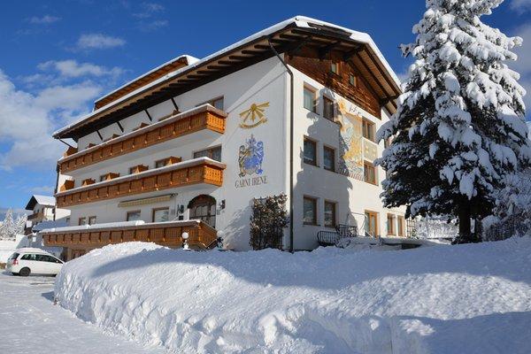 Foto invernale di presentazione Irene - Garni (B&B) + Appartamenti 2 stelle