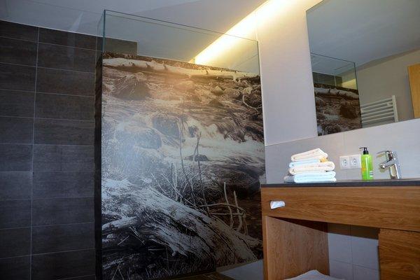 Foto del bagno Garni (B&B) + Appartamenti Irene