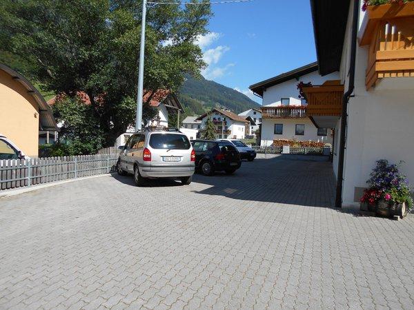 Il parcheggio Garni (B&B) Regina