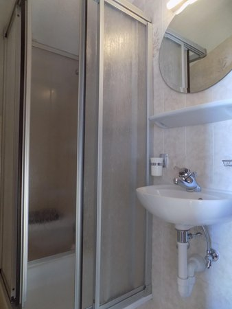 Foto del bagno Appartamento Vergissmeinnicht