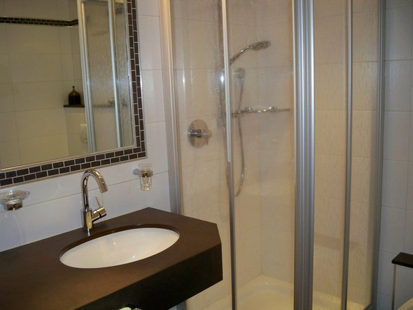 Foto del bagno Appartamenti Neu Graun