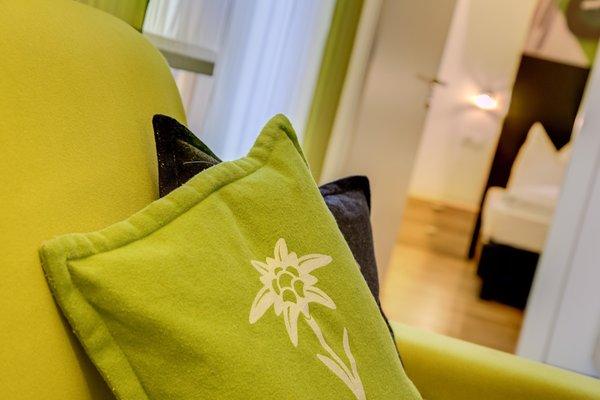 Foto di alcuni dettagli b&b apartments Monika
