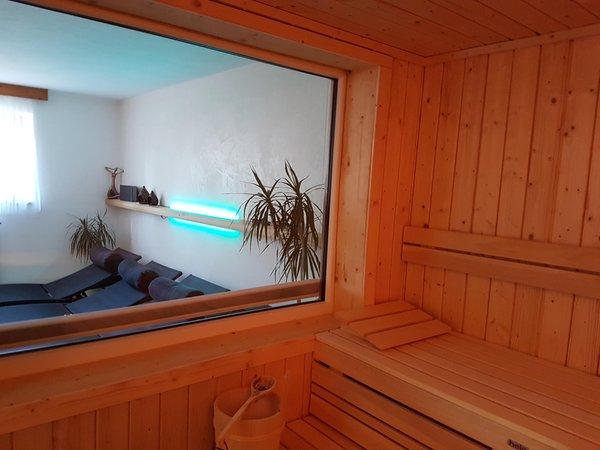 Foto della sauna San Valentino alla Muta