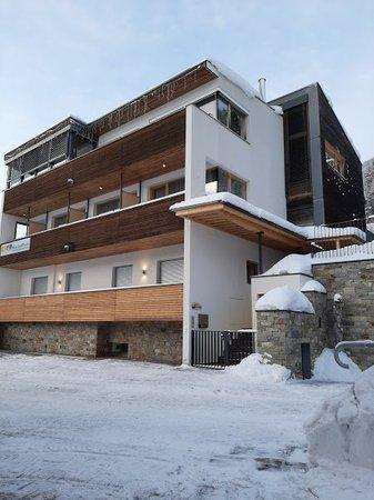 Foto invernale di presentazione Haus Lechthaler