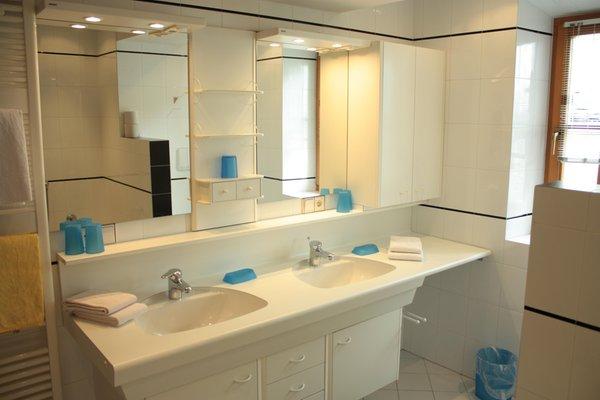 Foto del bagno Appartamenti Prieth