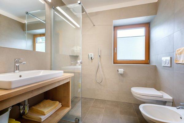 Foto del bagno Appartamenti Haus Heidi