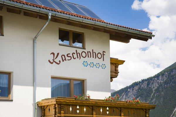 Foto esterno in estate Kaschonhof