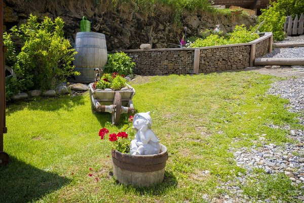 Foto del giardino San Valentino alla Muta